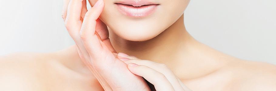 Dermatologie, gesunde und schöne Haut